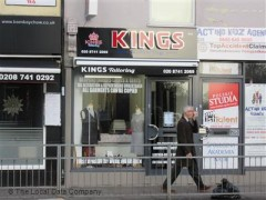 Kings Tailoring, exterior picture