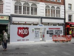 Mod Pizza 17 18 Irving Street London Chinatown London