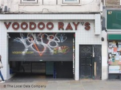 Ray\'s Bar, exterior picture