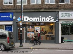 Domino\'s Pizza, exterior picture