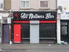 All Nations Bar image