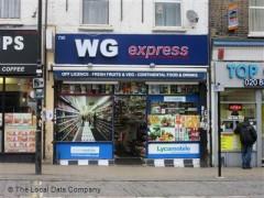 Wg Ltd wg express 736 lordship convenience stores near wood