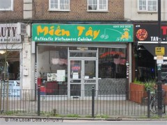Mien Tay 433 Lordship Lane Wood Green London N22 5dh Vietnamese Restaurant In London All In London