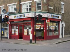 Kings Flavour 410 West Green Road London Fast Food