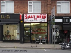 The Salt Beef Bar, exterior picture