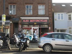 Alex Motorcycles, exterior picture