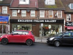 Exclusive Italian Gallery, exterior picture