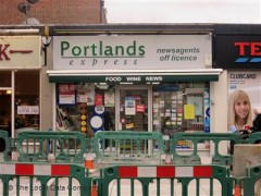 Portlands Express, exterior picture