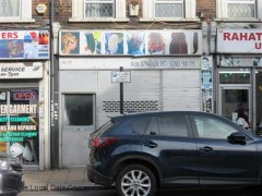 Miracle Unisex Salon, exterior picture