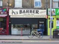 A3 Barber, exterior picture