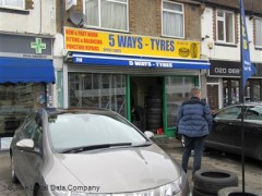 5 Ways - Tyres image
