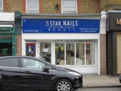5 Star Nails & Beauty image