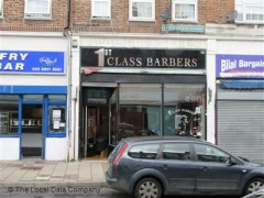 1st Class Barbers image