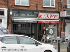 The Little Barbers image