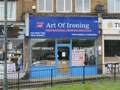 Art of Ironing image