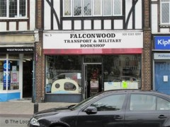 Falconwood Transport & Military Bookshop image