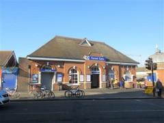 Forest Gate Station image