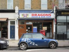 88 Dragons Sushi & Dim Sum image