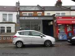 110 Barbers By Harry image
