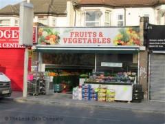 Alpine Fruits & Vegetables image