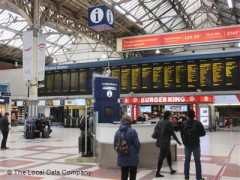 London Victoria Rail Information image