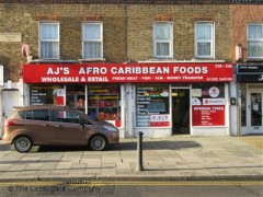 AJ's Afro Caribbean Foods image