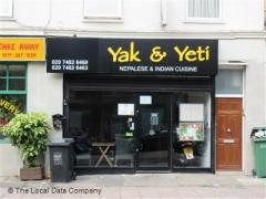Yak & Yeti image
