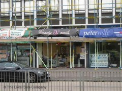 Candy Nails 862 Uxbridge Road Hayes Nail Salons Near Hayes Harlington Rail Station
