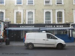 Exchange Food & Wine image