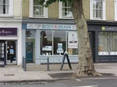 Body & Brain image