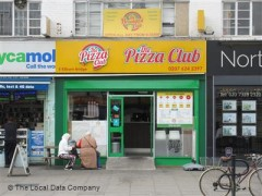 The Pizza Club image