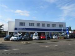 WJ King Dacia image