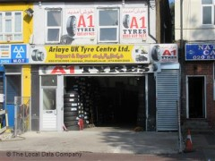 A1 Tyres image