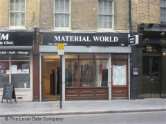 Material World image