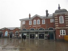 Clapham Junction Station image