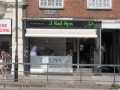 J Nail Spa image