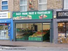 Daily Fresh Fruit & Vegetables image