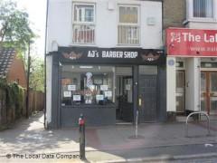 AJ's Barber Shoo image