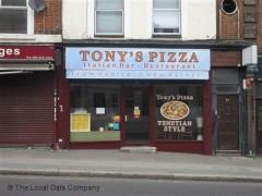 Tony's Pizza image