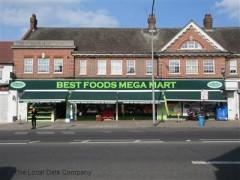 Best Foods Mega Mart image
