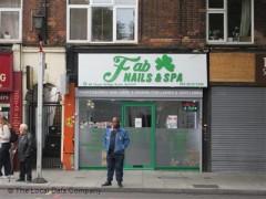 Fab Nails & Spa image