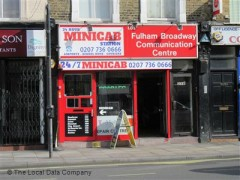 24hour Minicab Station image