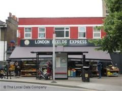 London Fields Express image
