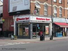 Roosters Spot 161 South Lambeth Road London Fast Food