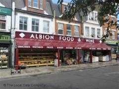 Albion Food & Wine image