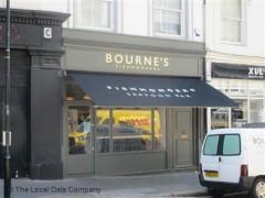 Bourne's image