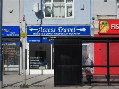 Access Travel image