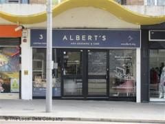 Albert's image