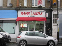 Sams Nails & Beauty image