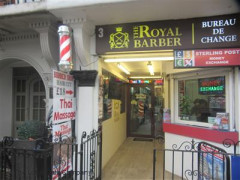 The Royal Barber image